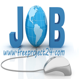Job Portal Project in php with source code free download | Freeproject24