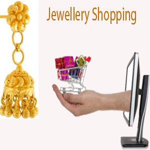 Online Jewellery Shopping System with source