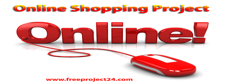Online Shopping System with Source Code | Freeproject24