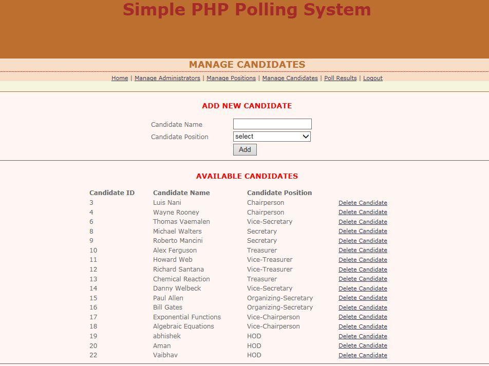 Online-Voting-System