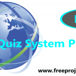 PHP Online Quiz System Project