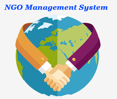 Java Free Project NGO Management System With Free Source