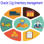 Oracle 11g Inventory management system
