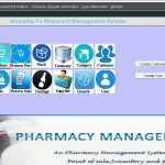 Oracle free project Pharmacy Management System