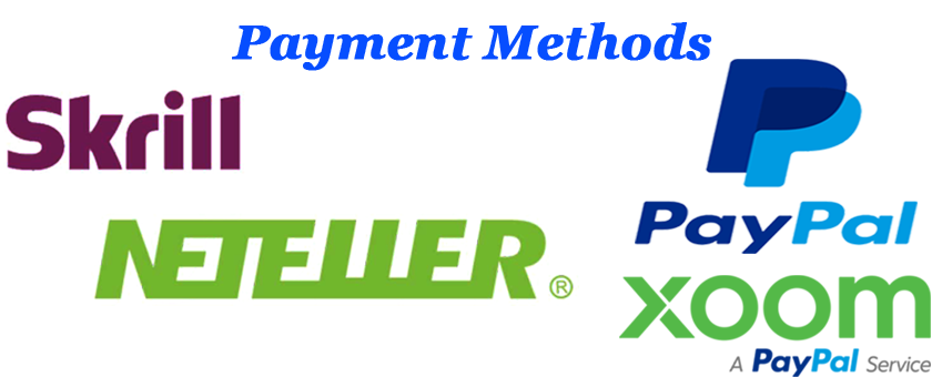 payment methods freep project