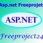 free project in asp.net